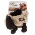 Dog Toy Lambswool Cuddle Animal, assorted