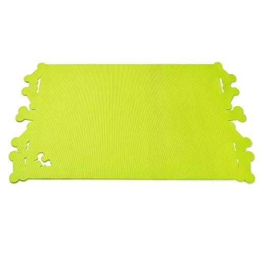 Multipurpose mat light green S 40x60 cm
