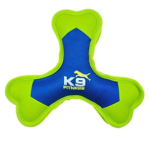 Zeus K9 Fitness Tough Nylon Tri-Bone