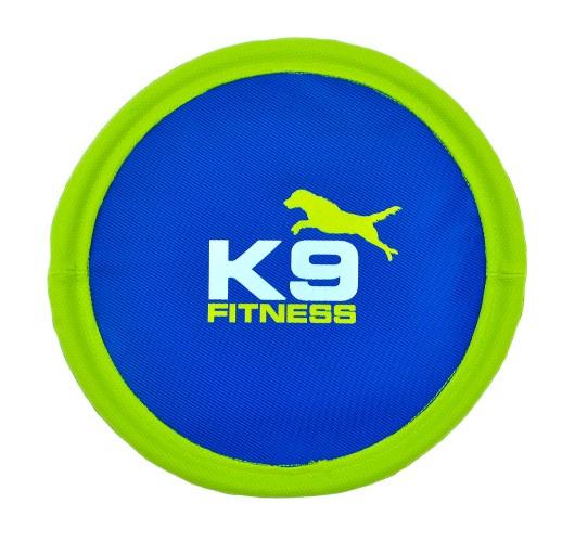 Zeus K9 Fitness Tough Nylon Flexi Flyer (27cm)