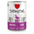 Disugual Dog Adult Wet Duck 400 gr.