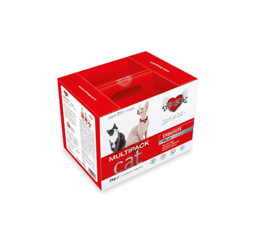 Exquisite chicken – adult - Multipack - DISUGUAL D