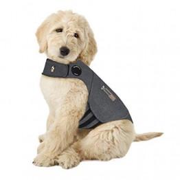 Thundershirt Hund, grau, M