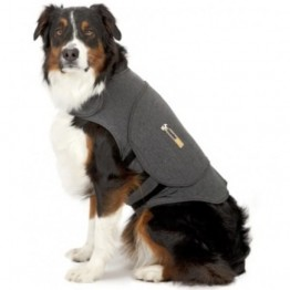 Thundershirt Hund, grau, XL
