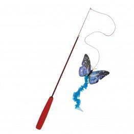 Canna Prolungabile con Farfalla, colori assortiti, da 37 a 94 m