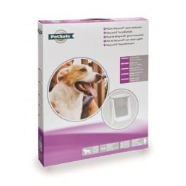 Porta Staywell per cani e gatti 2 vie, bianco