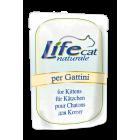 Lifecat kitten 70G POUCHES