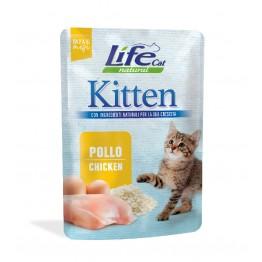 Lifecat kitten 70 gr.