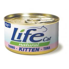 Lifecat kitten tuna 85 gr.