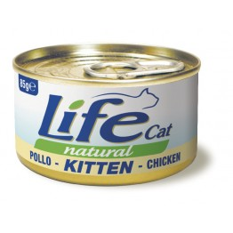 Lifecat kitten chicken 85 gr.