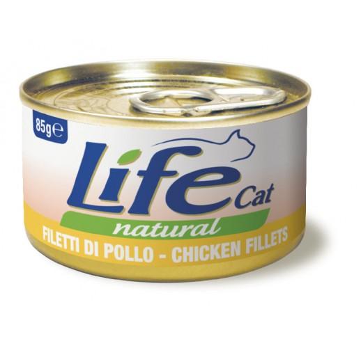 Lifecat chicken 85 gr.