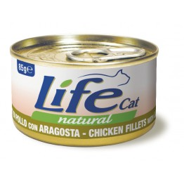 Lifecat chicken with lobster 85 gr.