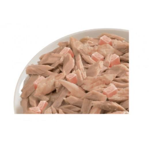 Lifecat tuna with ham 85 gr.