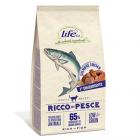 Lifecat Rich in salmon low grain 1,5 kg