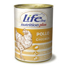 Lifedog chicken chunks NUTRITION PLUS 400G