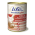 Lifedog chicken with turkey NUTRITION PLUS 400G