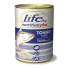 Lifedog tuna & rice NUTRITION PLUS 400G