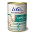 Lifedog lamb & rice NUTRITION PLUS 400G