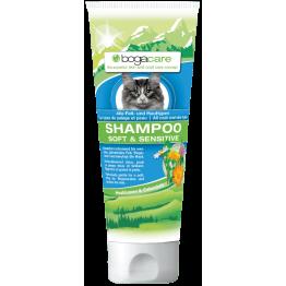 bogacare® SHAMPOO SOFT & SENSITIVE per gatti 200 ml.