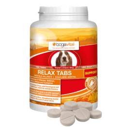 bogavital® RELAX TABS SUPPORT Cane 120 Compresse