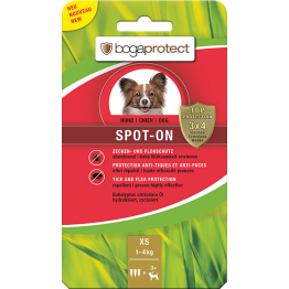 Bogaprotect Spot-On cane XS 3 x 0.7 ml