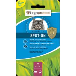 Bogaprotect Spot-On gatto M 3 x 1.2 ml