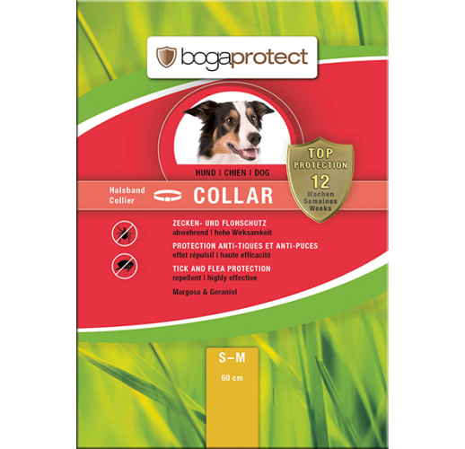 Bogaprotect collare cane S-M 60 cm
