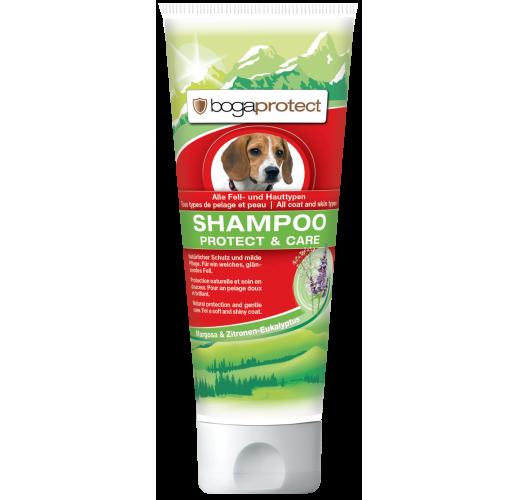 bogaprotect® Protect & Care Shampoo antiparassitario cani 200ml