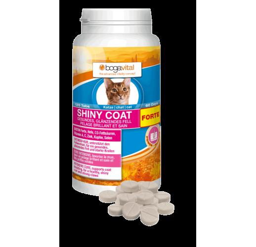 bogavital® SHINY COAT FORTE Gatto 84 g. 120 Tabs
