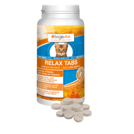 bogavital® RELAX TABS  Gatti  84 g. 120 Compresse