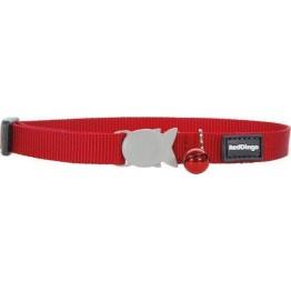 Collarino per gatto red 1,2 cm