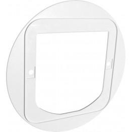SureFlap adaptateur pour montage blanc