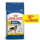 Royal Canin SHN Maxi Adult 15 + 3 kg Gratis