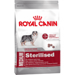 SHN Medium Sterilised 3kg