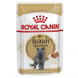 Royal Canin FBN  British Shorthair 85g