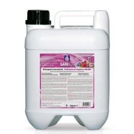 Sanibox detergente concentrato -  Raspberry & Blueberry 5000ml