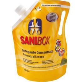 Sanibox detergente concentrato - Lemon 100ml