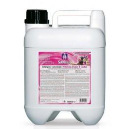 Sanibox detergente concentrato - Sandalwood 5000ml