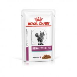 Royal Canin Veterinary Diet Cat Renal Tuna 85 gr