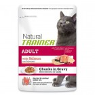 Trainer NATURAL Adult with Salmon 85gr
