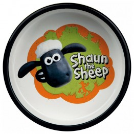Ciotola in ceramica Shaun the Sheep, 0,8 l/ø16cm, arancione