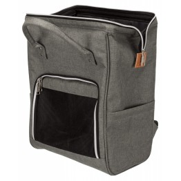 Backpack Ava, 32 × 42 × 22 cm, grey