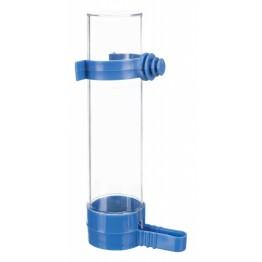 Distributore di cibo e d'acqua, in plastica  130ml - 16cm