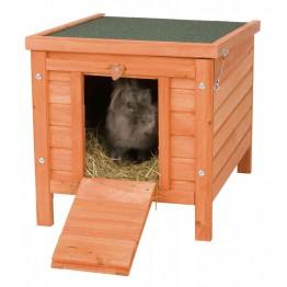Casetta Natura per conigli, 50x47x60cm