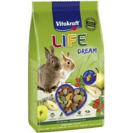 Life Dream - Per conigli nani 600gr.
