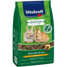 Emotion® Complete All Ages Adult per conigli nani 800gr.
