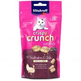 Crispy Crunch con tacchino & semi di chia