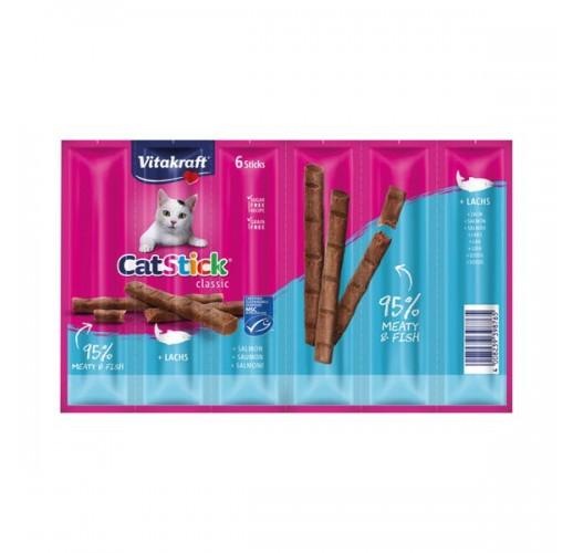 Cat Stick® + salmone 6pz.