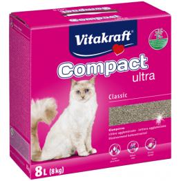 Compact ultra Katzenstreu 8kg