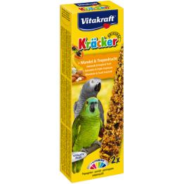 Kräcker Honig Papagei 2er
